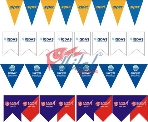Süs Flamaları, Süs Flaması, Süs Bayrak, Süs flamalar, süs flama, süs flaması, ipe dizili, flamacı,flama bayrak yapımı, Ümraniye 7 24 hizmet